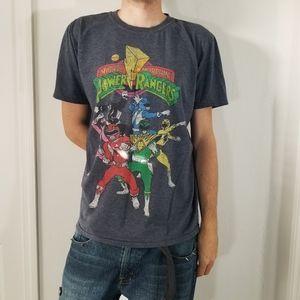 Vintage Power Rangers Shirt